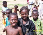 kids in sudan